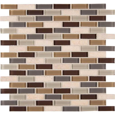 Decorative Blends Mosaic Brick Luxor Valley