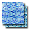 Glass Mosaic 5/8 x 5/8