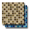Glass Mosaic 1 x 1