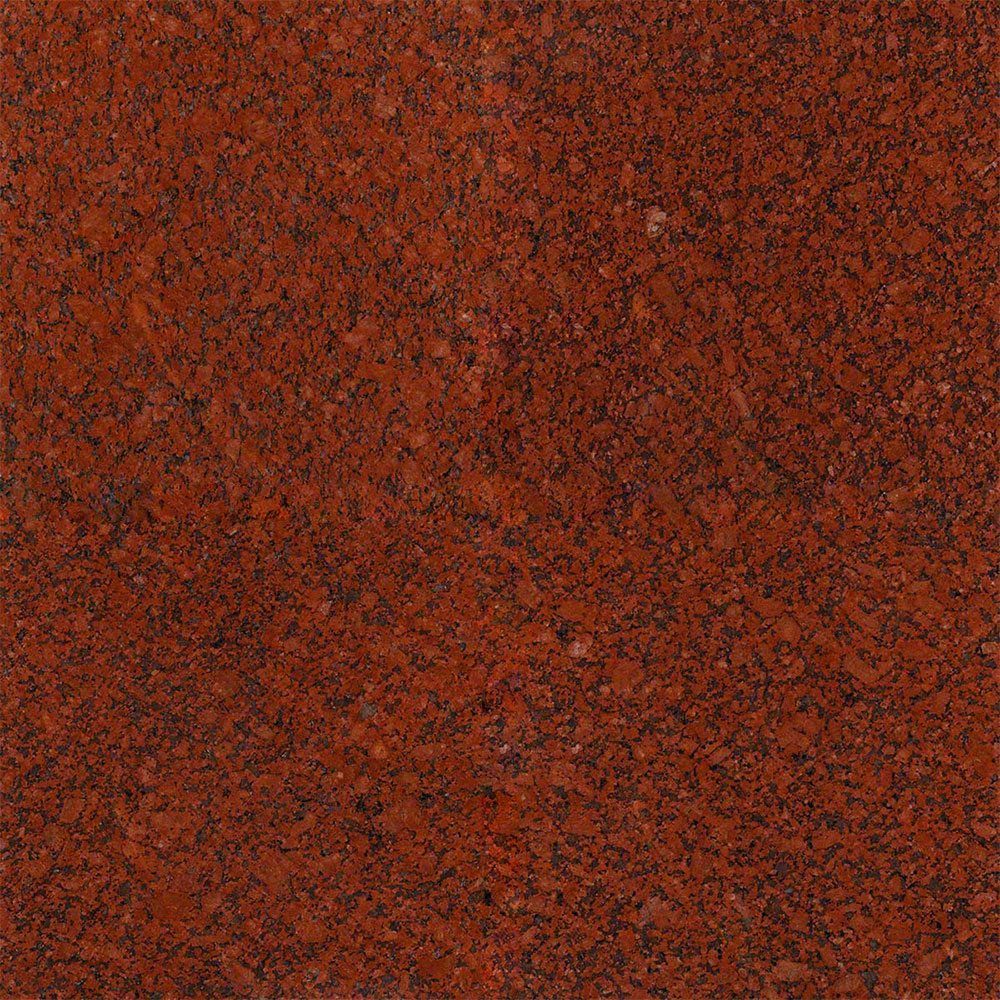 Granite 12 X 12 New Imperial Red