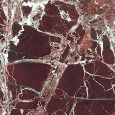 MS International Marble 12 x 12 Polished Rosso Levanto