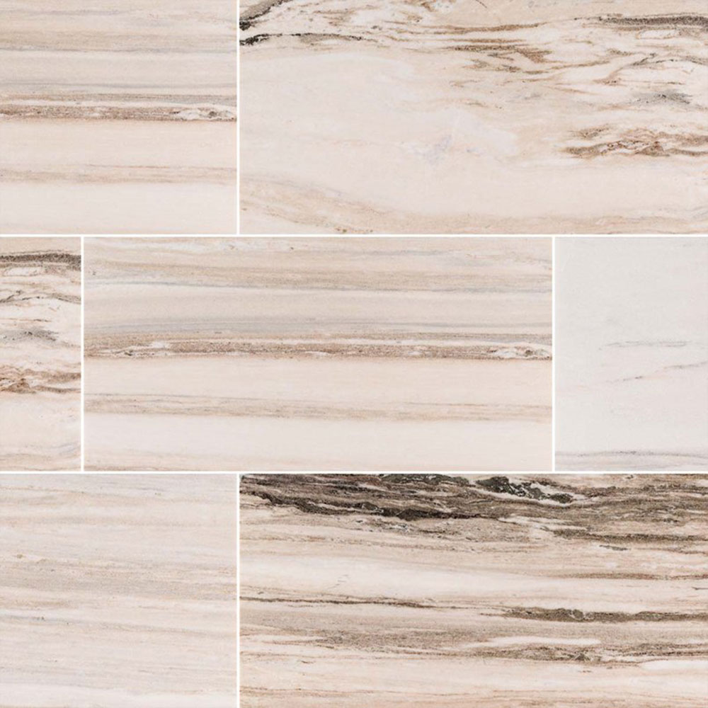 MS International Marble 12 x 24 Polished Palisandro