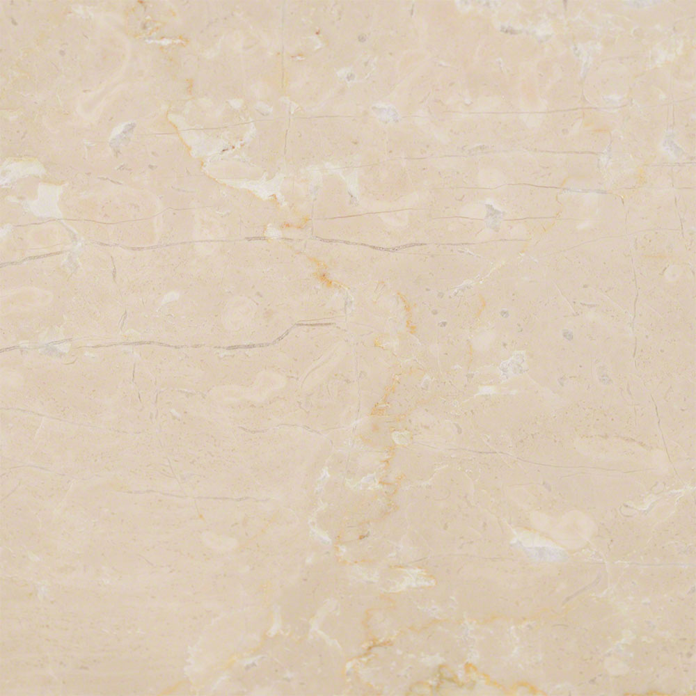 MS International Marble 18 x 18 Polished Botticino Semi Classico Polished