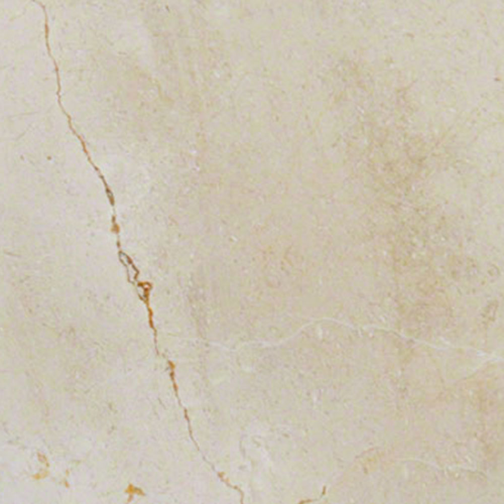 MS International Marble 18 x 18 Polished Crema Marfil Select .50 Polished