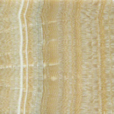 MS International Onyx Stone 4 x 4 Giallo Crystal Onyx