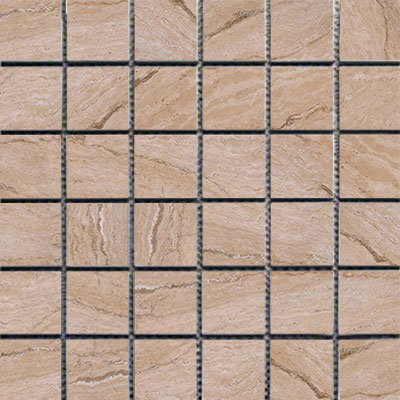MS International Pietra Mosaic 2 x 2 Matte Vezio Beige