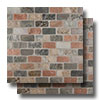 Slate and Quartzite Mosaic Brick Tumbled