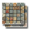 Slate and Quartzite Mosaic 2 X 2