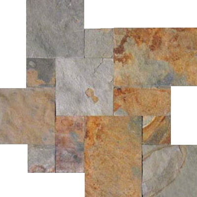 MS International Slate and Quartzite Versailles California Gold