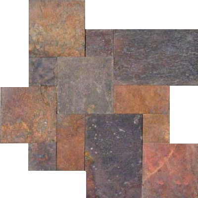 MS International Slate and Quartzite Versailles Multi-Classic