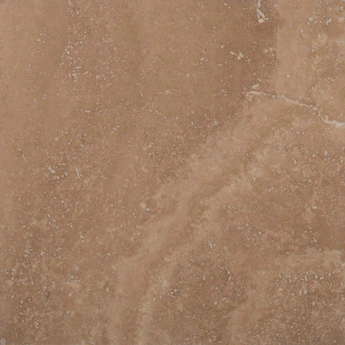 MS International Travertine 18 x 18 Honed Filled Caramel