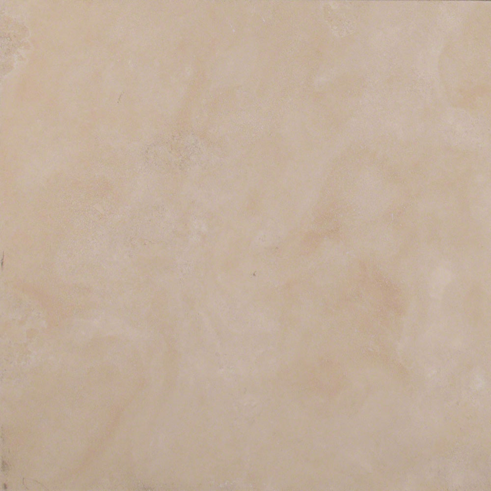 MS International Travertine 18 x 18 Honed Filled Durango Cream