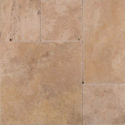 MS International Travertine 18 x 18 Honed Filled Philadelphia Antico