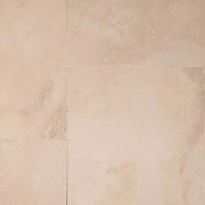 MS International Travertine 18 x 18 Honed Filled Tuscany Alabastrino
