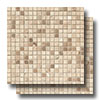 Travertine Mosaic 5/8 x 5/8 Honed