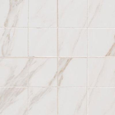 Mohawk Bertolino Mosaic 3 X 3 Bianco Cararra
