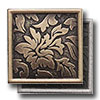 Dorset Cast Metal Deco Damask 2 x 2