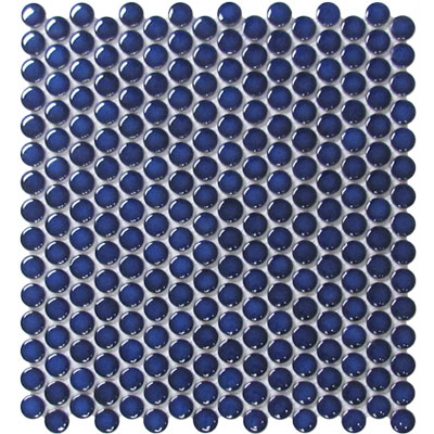 Roca Color Collection Mosaics 12 X 12 Penny Round Mosaic