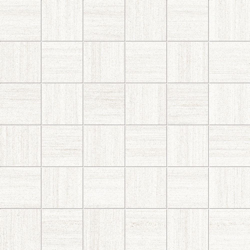 Tesoro Fusion Mosaic 2 X 2 White