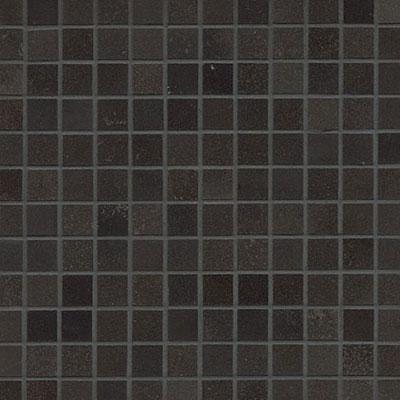 Tilecrest Granite Stone Mosaics Absolute Black 1 X 1
