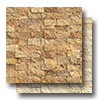 Travertine Stone Eclipse Split Face Mosaic