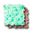 Glass Bubbles Mosaic 12 x 12