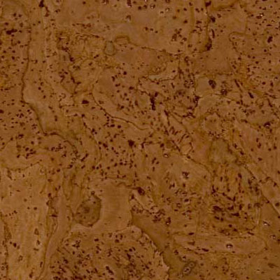 Duro Design Barriga Cork Tiles 12 x 12 Leather Brown