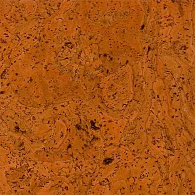 Duro Design Barriga Cork Tiles 12 x 12 Orange