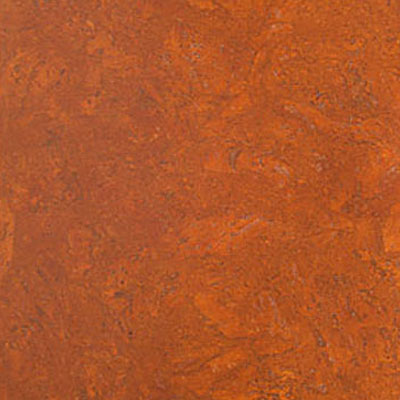 Globus Cork Glue Down Tiles Nugget Texture 18 x 18 Terra Cotta