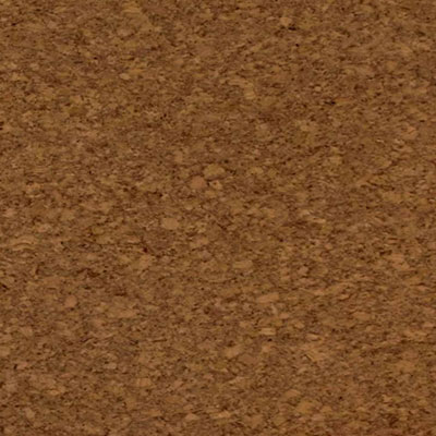 Globus Cork Glue Down Tiles Traditional Texture 6 x 36 Golden Oak
