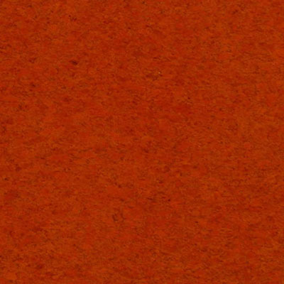 Globus Cork Glue Down Tiles Traditional Texture 6 x 36 Tangerine
