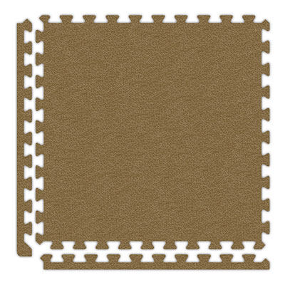 Alessco, Inc. SoftTouch SoftFloors Brown
