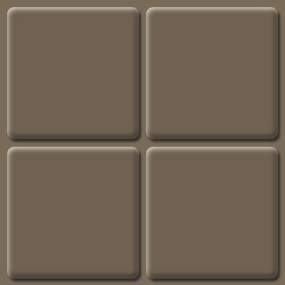 Stair Treads Raised Squares 72 Inch Lengths Fresh Taupe