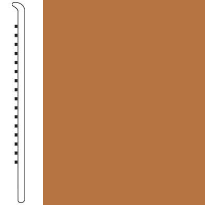 Armstrong Wallbase Straight 2 1/2 Butterscotch