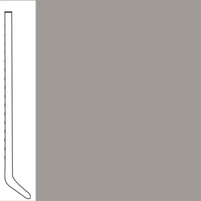Flexco Wallflowers Wall Base 4-1/2 Cove Pebble