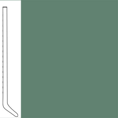 Flexco Wallflowers Wall Base 4-1/2 Cove Viscaya Palm