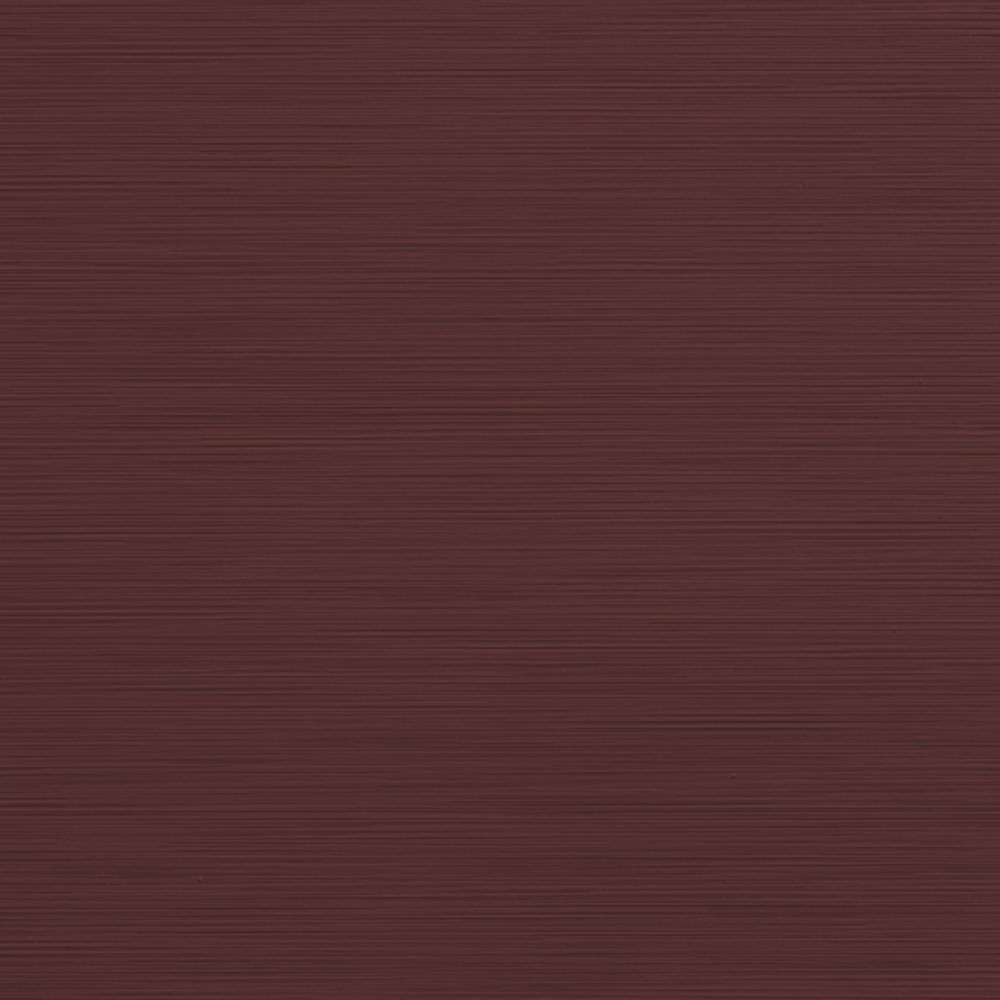Johnsonite Solid Colors Brushed Surface 24 x 24 .125 Burgundy