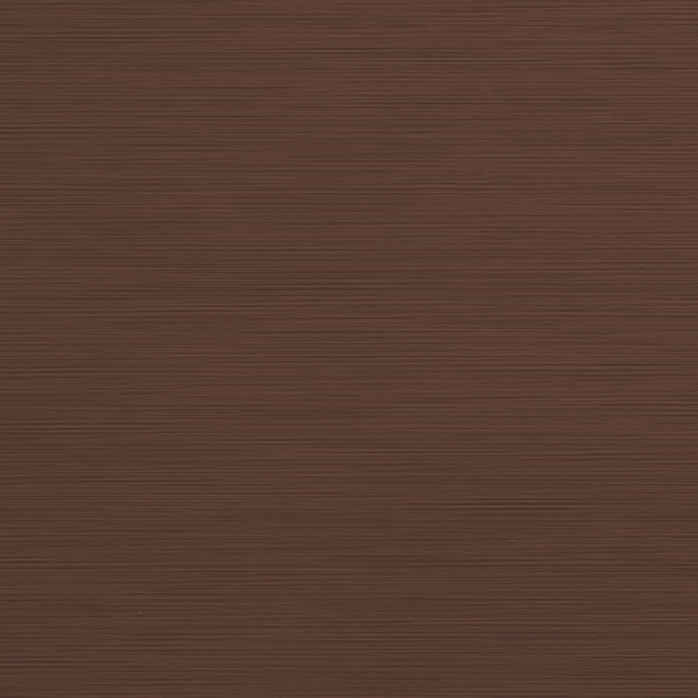 Johnsonite Solid Colors Brushed Surface 24 x 24 .125 Cinnamon