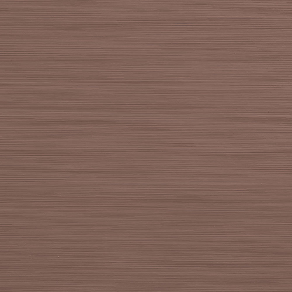 Johnsonite Solid Colors Brushed Surface 24 x 24 .125 Milk Chocolate