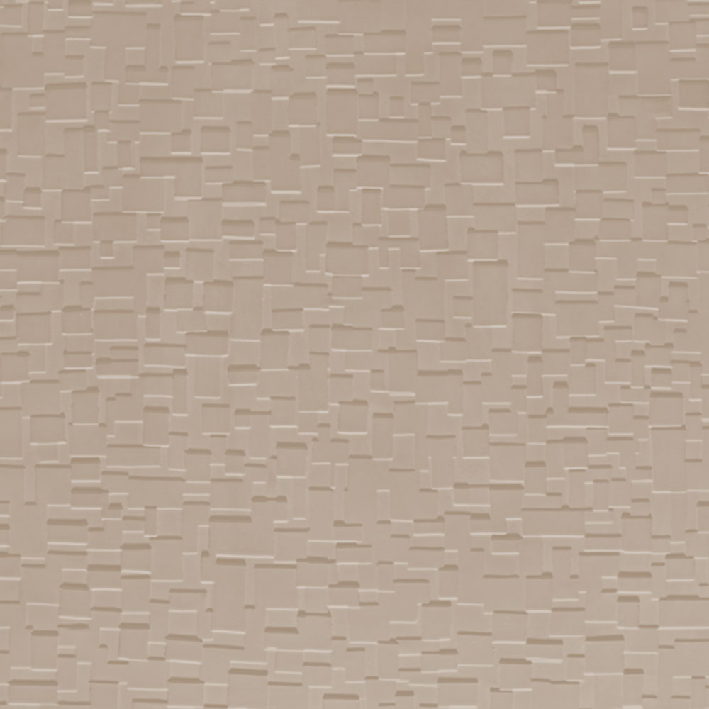 Johnsonite Solid Colors Cubis Surface 24 X 24 .125 Beige