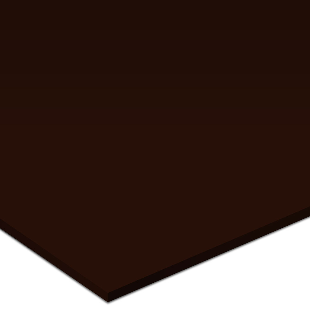 Johnsonite Solid Colors Smooth Surface 24 x 24 Espresso