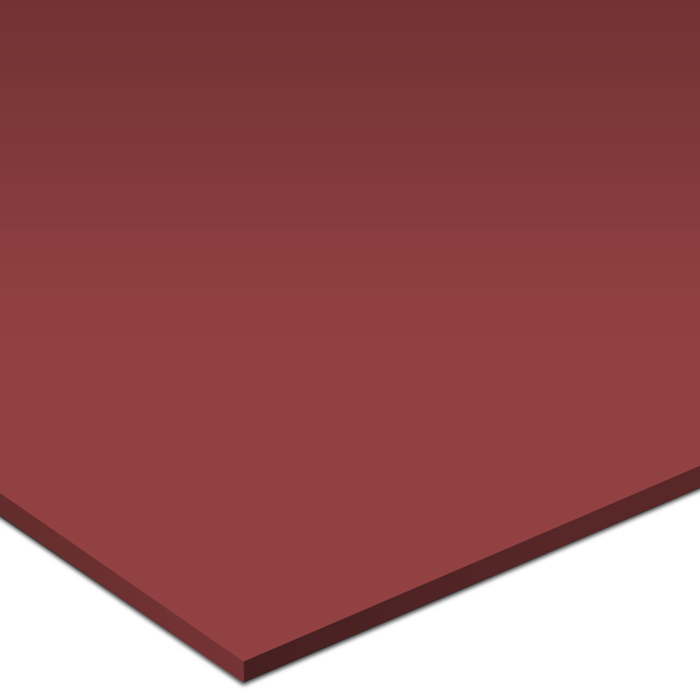 Johnsonite Solid Colors Smooth Surface 24 x 24 Flame