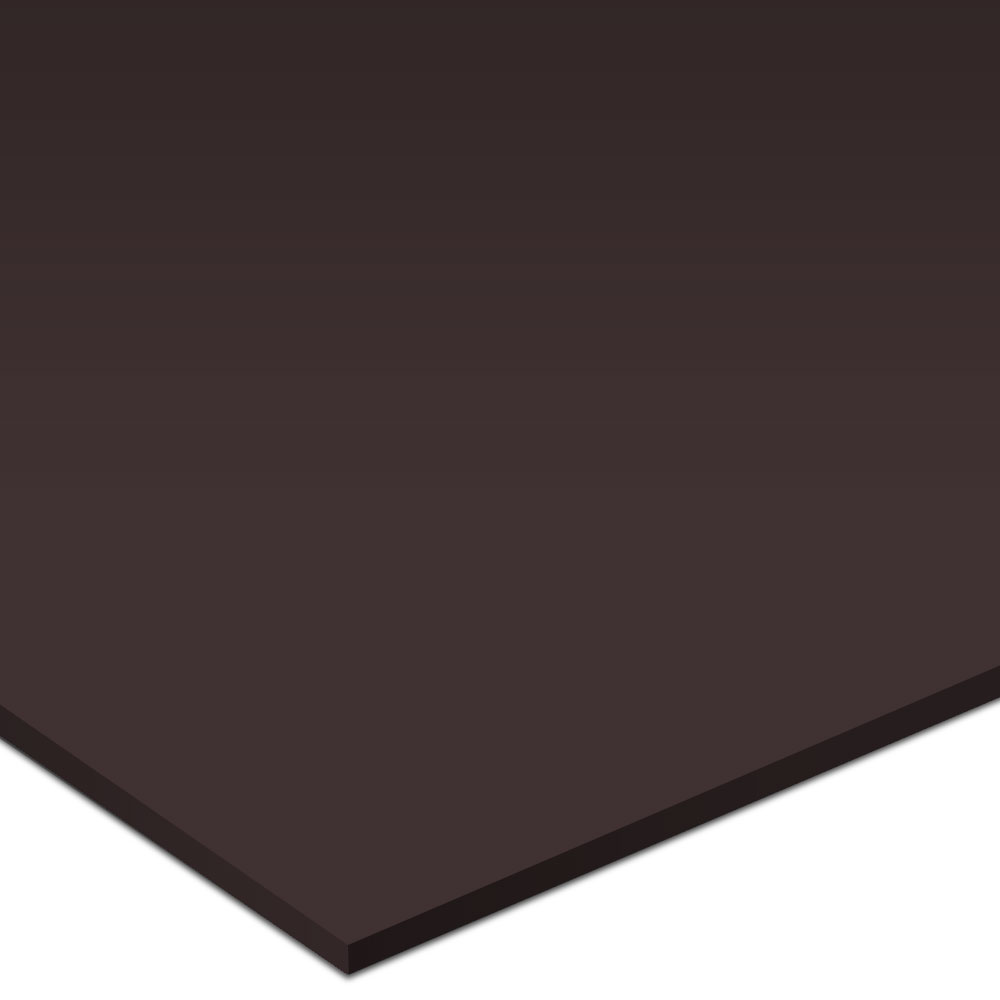 Johnsonite Solid Colors Smooth Surface 24 x 24 Fudge