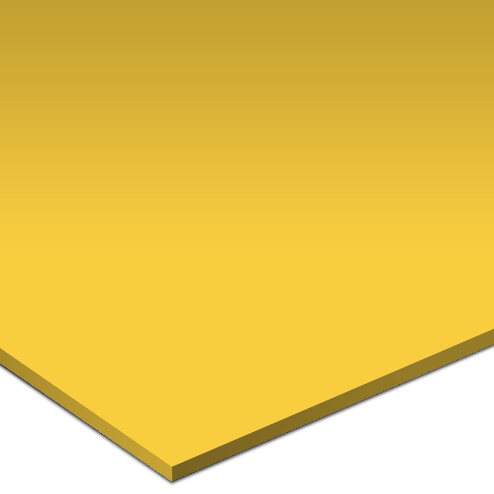 Johnsonite Solid Colors Smooth Surface 24 x 24 Lemon