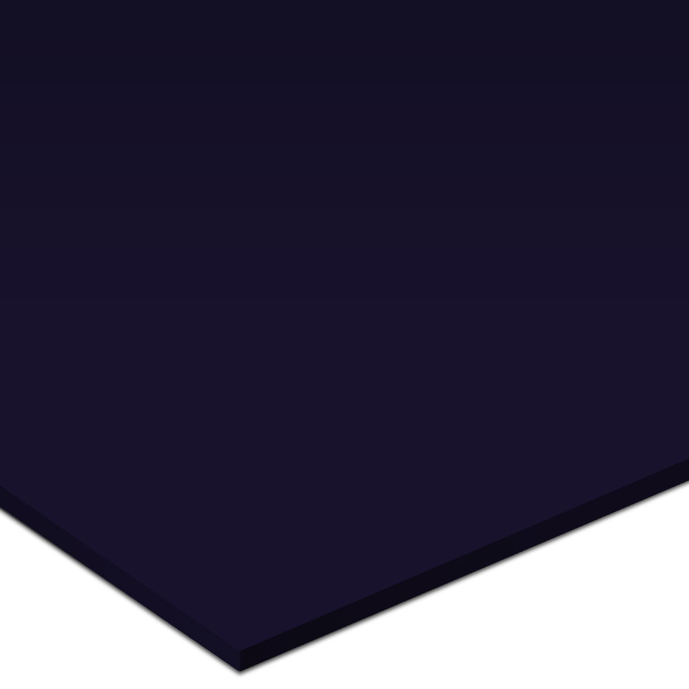 Johnsonite Solid Colors Smooth Surface 24 x 24 Navy Blue