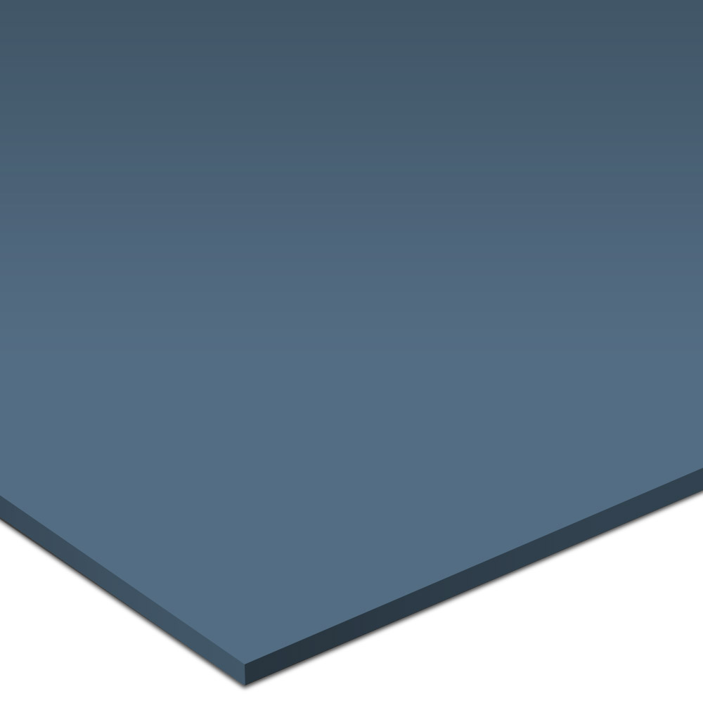 Johnsonite Solid Colors Smooth Surface 24 x 24 Windsor Blue