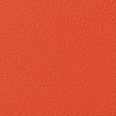 Roppe Designers Choice Textured 12 x 12 Tangerine