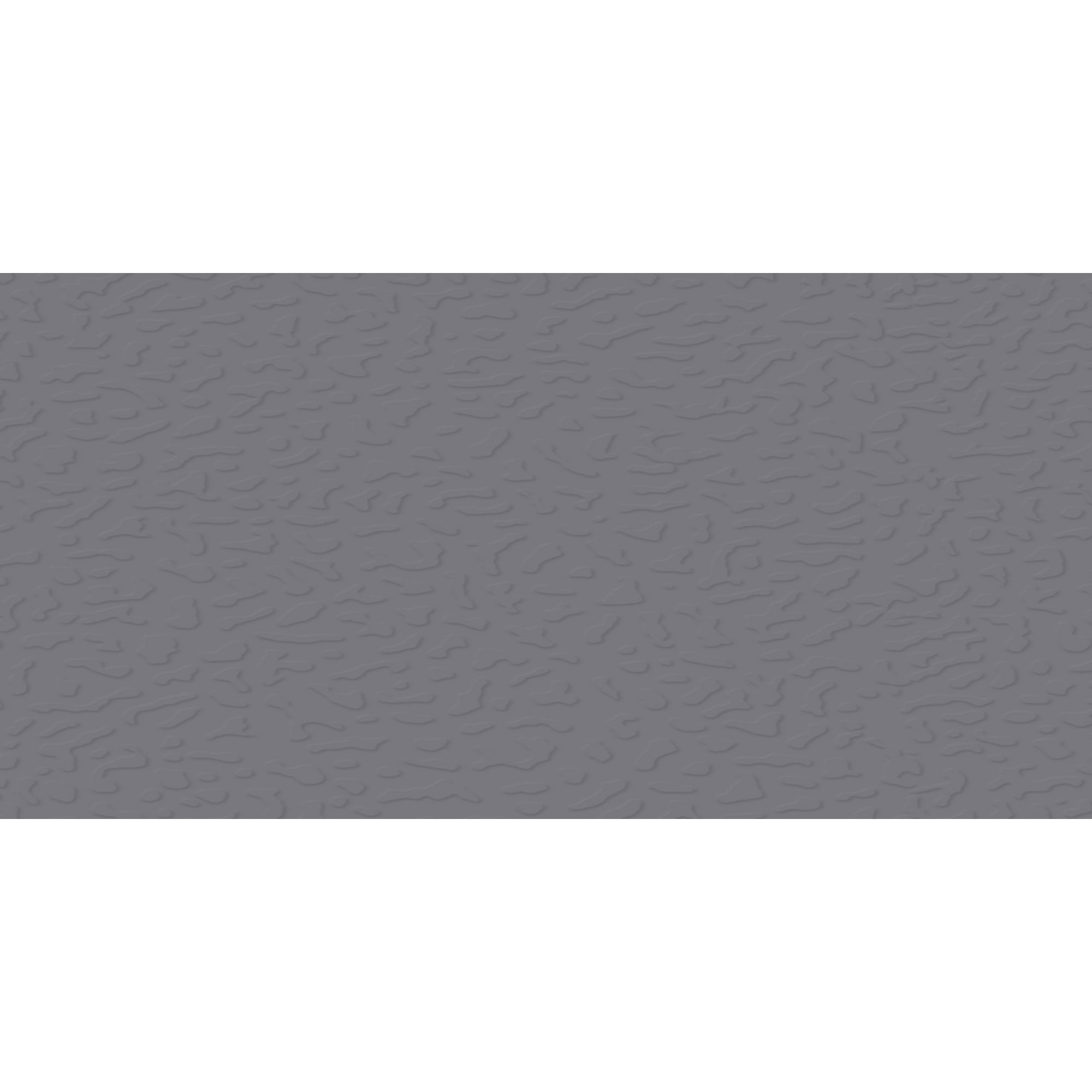 Roppe Designers Choice Textured 6 x 12 Steel Gray