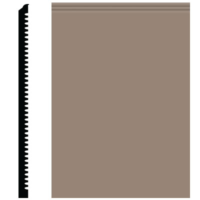 Roppe Pinnacle Plus Wall Base 65 Vertical Fig 125