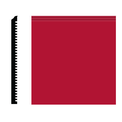 Pinnacle Plus Wall Base 75 Level Red 186